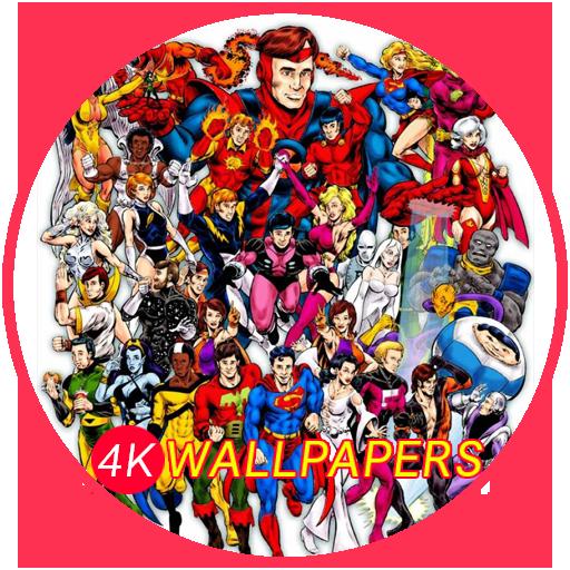 Superhero 4K Wallpapers