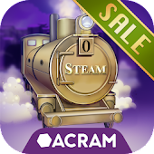 Steam: Rails To Riches Android APK Download Free By Acram Digital