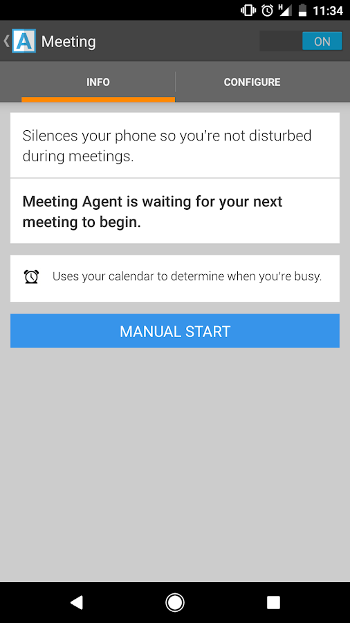 Agent - do not disturb & more- screenshot