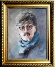 Photo: Portret w ramach.