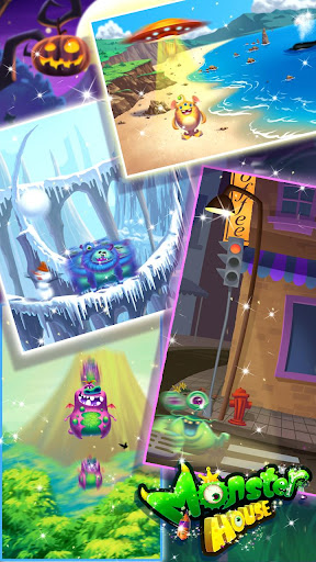 ud83dudc7eud83dudc7eCute Monster - Virtual Pet modavailable screenshots 8