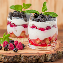 Desserts Puzzles Jigsaw Collection icon
