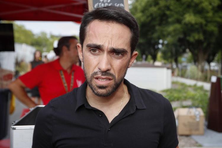Ondanks het overwicht van Thomas ziet Contador andere renner gauw de Tour winnen