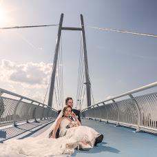 Wedding photographer Jan Myszkowski (myszkowski). Photo of 08.06.2017