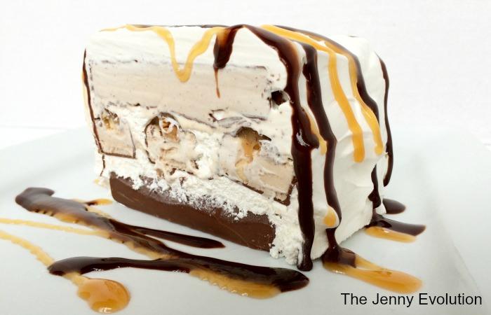 SNICKERS Cake! SNICKERS Ice Cream Bars Cake Recipe