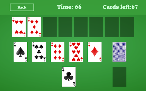 Frog Solitaire - náhled