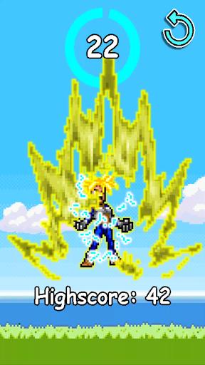 Saiyajin Power 1.1.111 gameplay | by HackJr.Pw 14