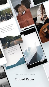 Unfold — Story Templates 2