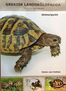 Ny bok om sköldpaddor