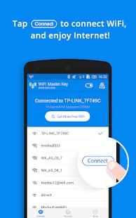 WiFi Master Key - by wifi.com Screenshot
