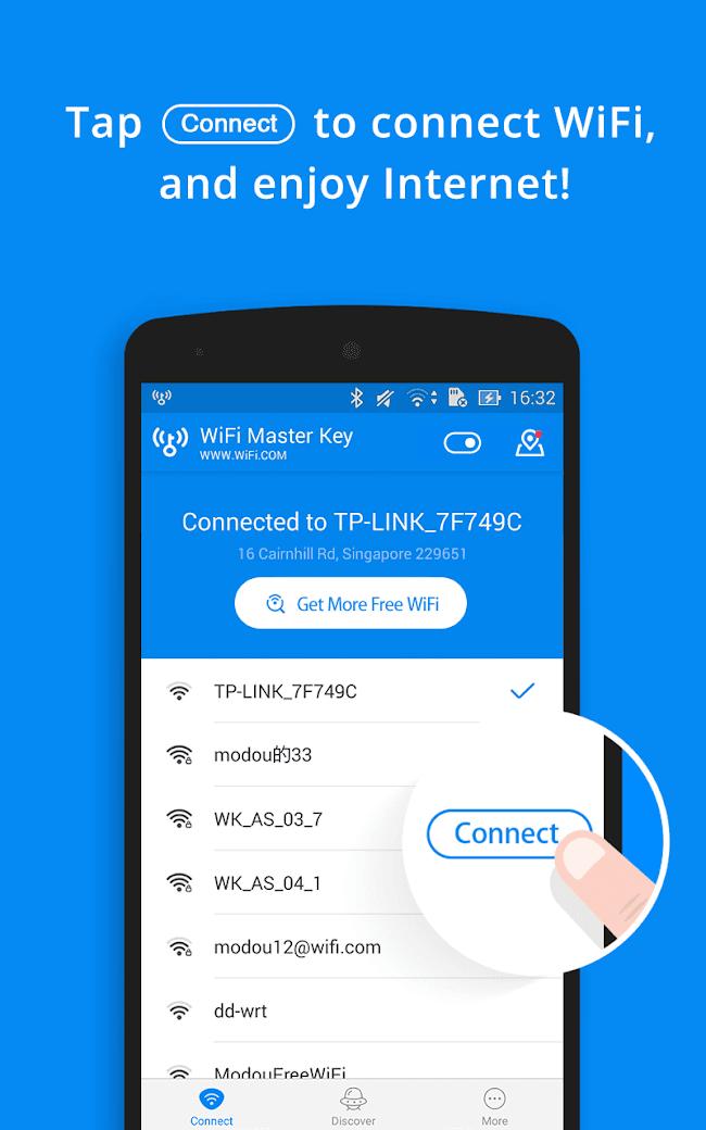 WiFi Master - by wifi.com