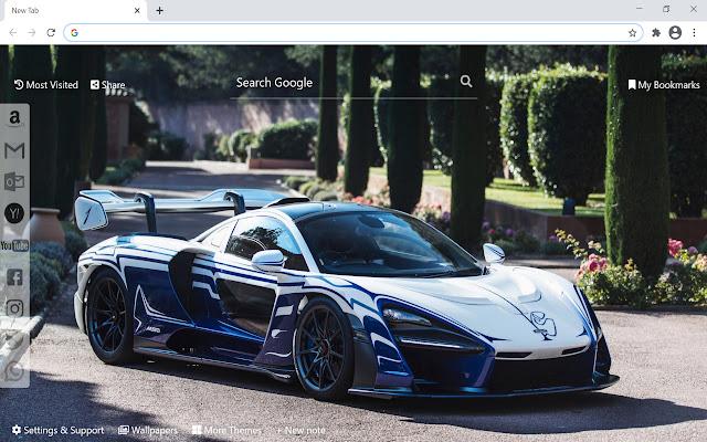 Sports Car Super Wallpaper HD New Tab