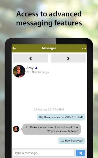 KenyanCupid - Kenyan Dating App 2.1.6.1561 screenshots 12
