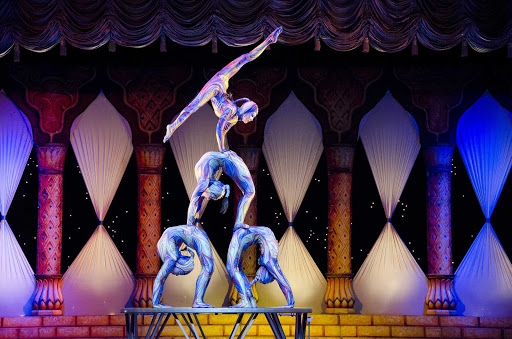 cirque-du-soleil-acrobats.jpg - There's nothing like seeing the grace and agility of a Cirque du Soleil performance in person.