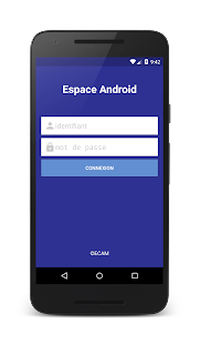 Espace Android- screenshot thumbnail