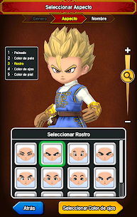 DRAGON QUEST OF THE STARS 1