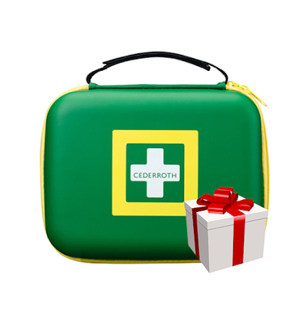 First Aid Kit Medium Cederroth Julklappstips