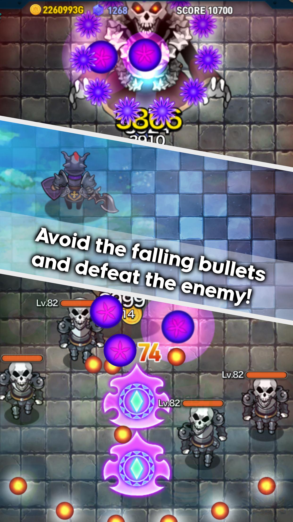 Hero's 2nd Memory : Shooting RPG screenshot #1
