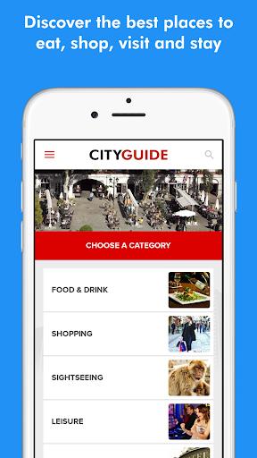 CityGuide Gibraltar screenshot 1