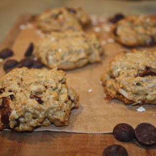 Chocolate Chip Coconut Peanut Butter Cookies Recipes
