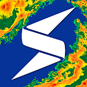 Storm: Weather Radar, Live Maps + Tornado Tracker Icon