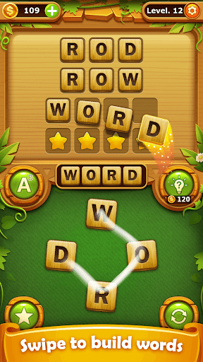 Word Find - Word Connect Free Offline Word Games apkpoly screenshots 1
