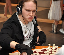 Photo: Sometimes chess more important than girls