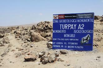 Photo: Zona arqueológica de Turpay A2 Quilca - Matarani 23-25 de Nov. (2013)