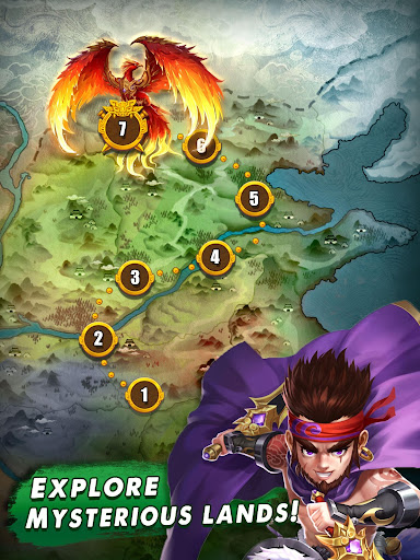 Three Kingdoms & Puzzles: Match 3 RPG 1.5.0 screenshots 9