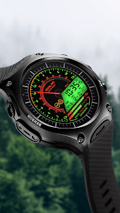 V04 WatchFace for Android Wear - náhled