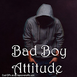 Bad Boy Attitude Status icon