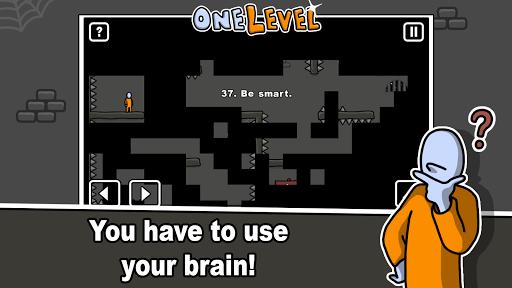 One Level: Stickman Jailbreak 1.1 screenshots 9