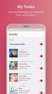 App Vodafone Callertunes - Latest Songs & Name Tunes APK for Windows Phone