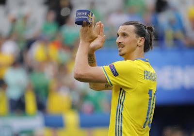 OFFICIEL: pas d'Euro pour Zlatan Ibrahimovic