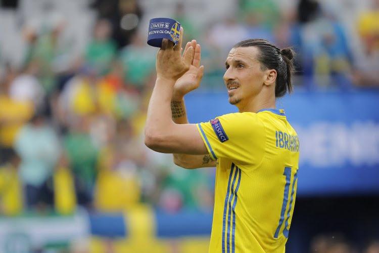 📷 Zlatan Ibrahimovic a sa statue... et se compare à celle de la Liberté
