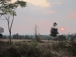 Photo: Before Sri ranga pattna.. Sunset