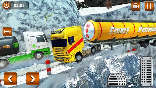 Offroad Oil Tanker Truck Transport Driver 1.6 screenshots 9
