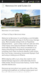 Norcross Inn & Suites GA- screenshot thumbnail