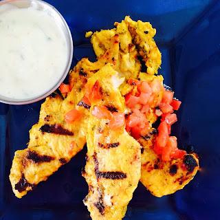 Healthy, Flavor bursting Grilled Chicken Tikka