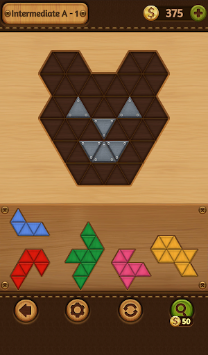 Block Puzzle Games: Wood Collection cheat screenshots 2