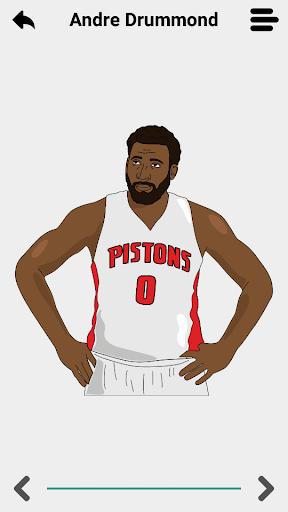 Draw NBA  Basketball 1.19 screenshots 6