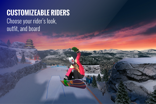 Snowboard Party: World Tour android2mod screenshots 5