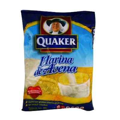 Harina De Avena Quaker Bolsa 400gr