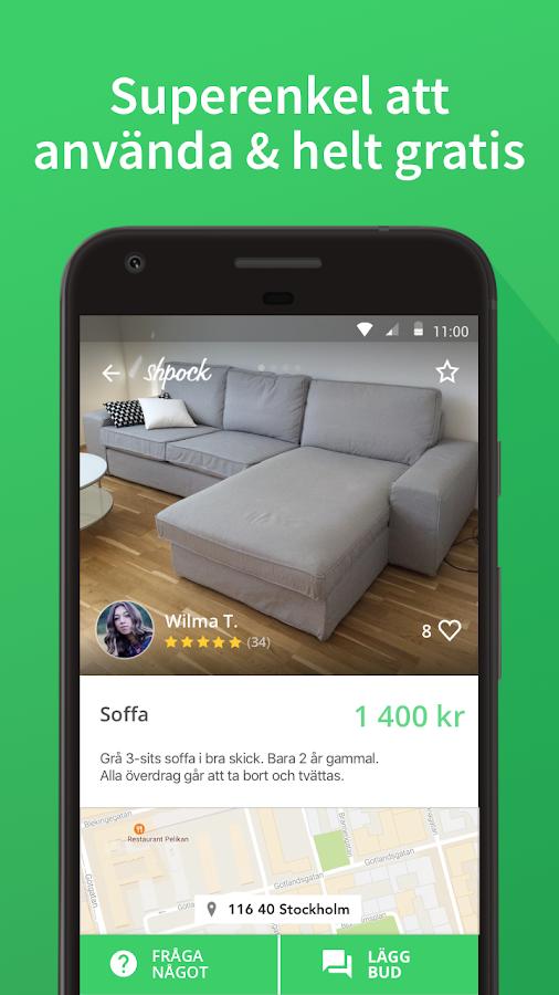 Gratis Köp Och Sälj App