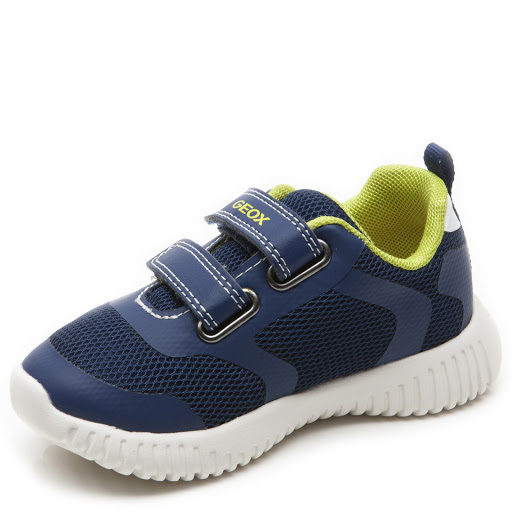 Thumbnail images of Geox Waviness Boy Trainer