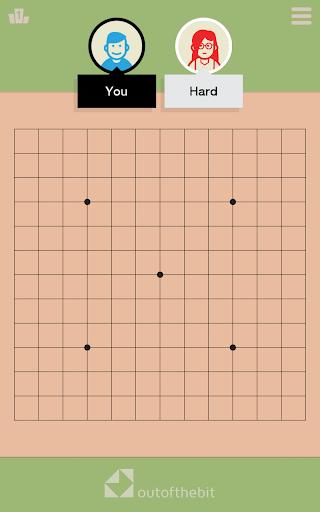 無料棋类游戏AppのGomoku 五目並べ|HotApp4Game