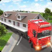 City House builder Home Transporter Truck Game