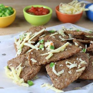 Keto Tortilla Chips Recipe