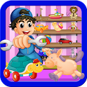 Toy Repair Mechanic Shop icon