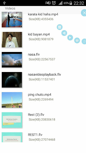 Video Player 2.22 screenshots 1